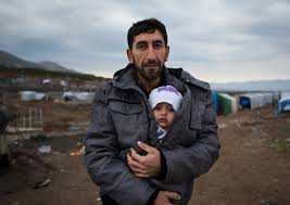 Syrian Vulnerable Person